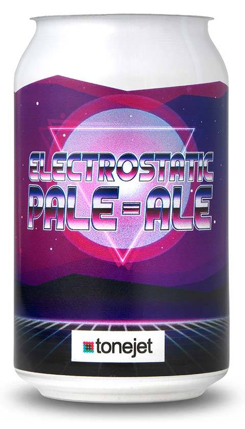Electrostatic pale ale