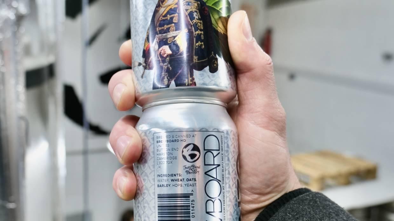 BrewBoard utilises Cyclone for short run premium craft beer production