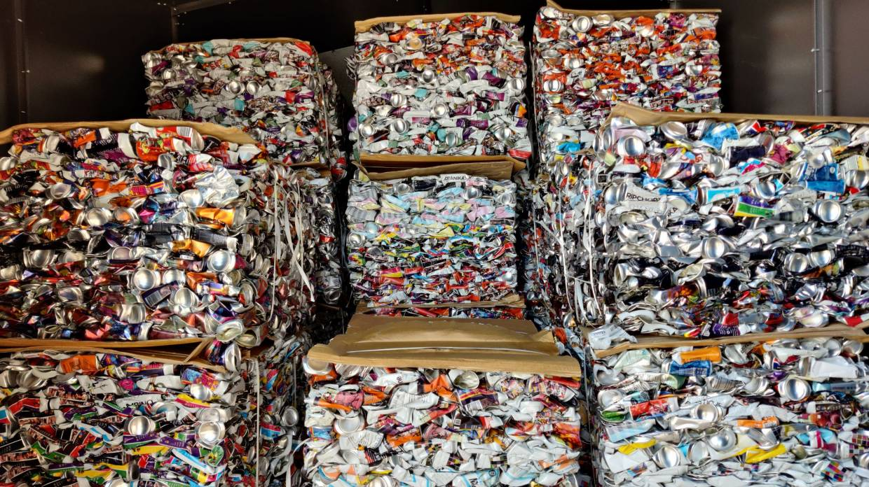 Why some beverage cans are not recyclable